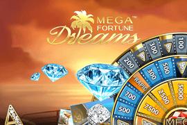 Mega Fortune Dreams är rena drömmen för spelare