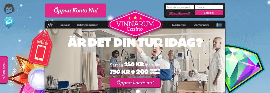 Vinnarum recension